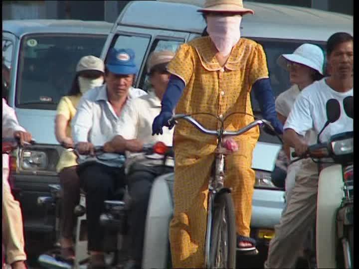 Faire du Vélo à Ho Chi Minh-Ville, pourquoi pas ?