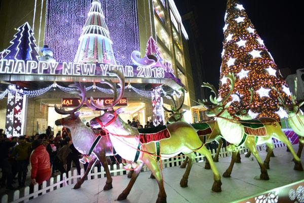 5 endroits pour passer votre nuit de Noël à Hanoi