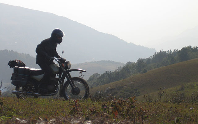 Voyage Vietnam à moto