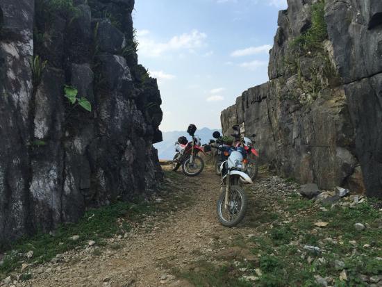 Voyage a moto Ha Giang