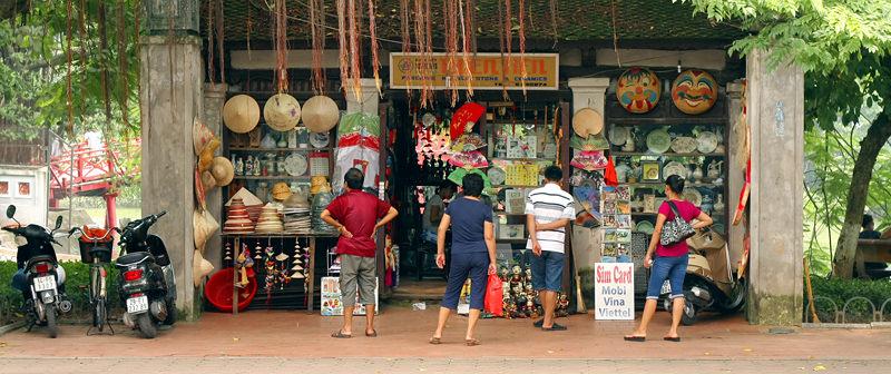 Guide de Shopping à Hanoi : Choses à acheter à Hanoi, meilleures adresses