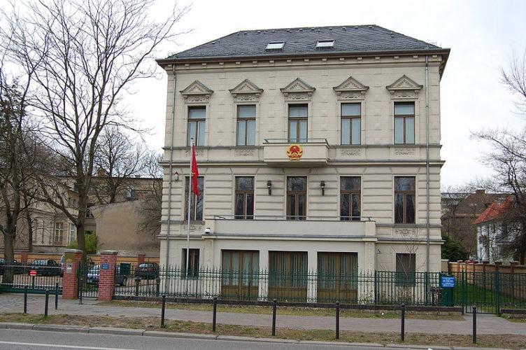 Ambassade du VietNam en France
