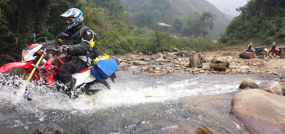 Vietnam à moto si vous le voulez vraiment!