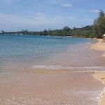 Plage Thom sur l'ile Phu Quoc