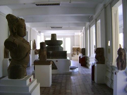 Musée de Sculpture des Cham