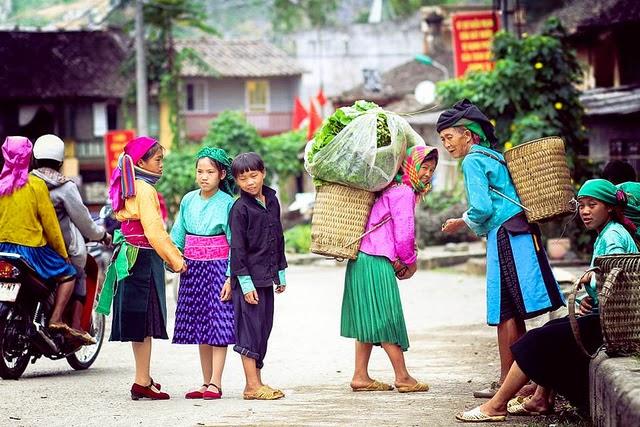 Comment se rendre à Ha Giang de Hanoi