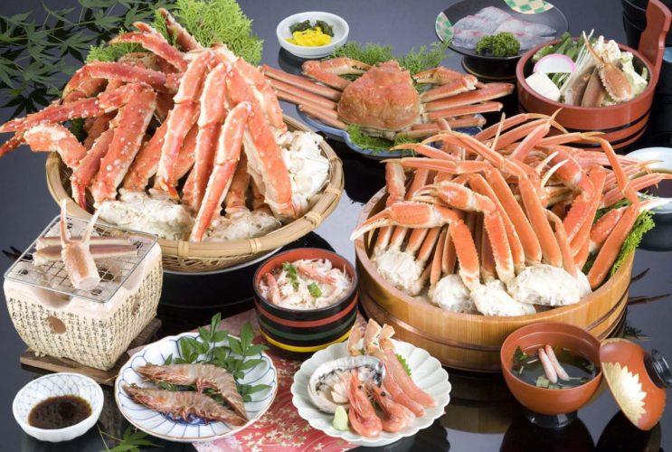 Fruits de mer Phú Quốc