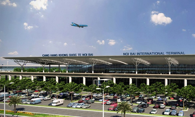 Aéroport international Noi Bai, Hanoi