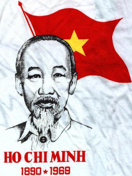 Hochiminh, leader du Vietminh