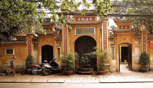 9 temples et pagodes au centre de la vieille ville de Hanoi à visiter absolument