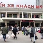 Stations de bus pricipales de Hanoi