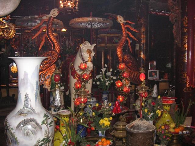 Temple de  Bach Ma
