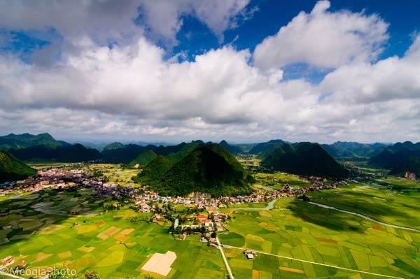 Vallée Bac Son
