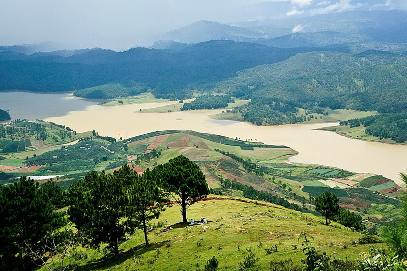 Attractions principales de Dalat