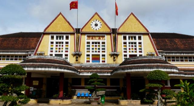 la gare de Dalat