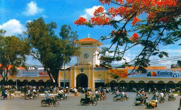 Hôtels près du marché Ben Thanh, centre ville de Saigon