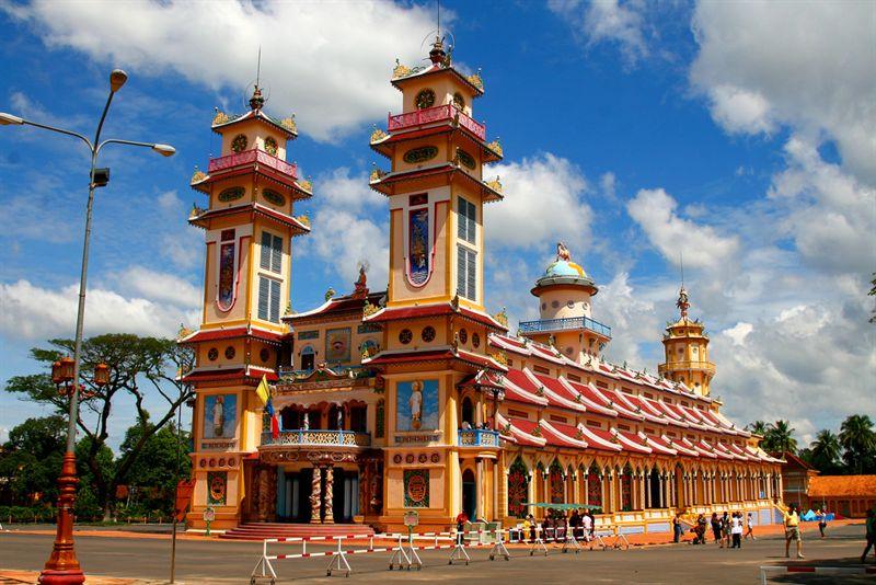Grand Temple Caodaisme