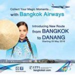 Vols Bangkok Danang par BAngkok Airways
