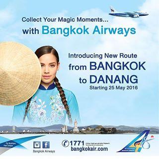 Vols directs Da Nang – Bangkok ( Thailande )