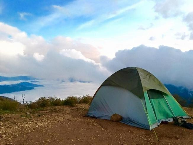 Ascension au sommet Ta Chi Nhu , 2.979 m
