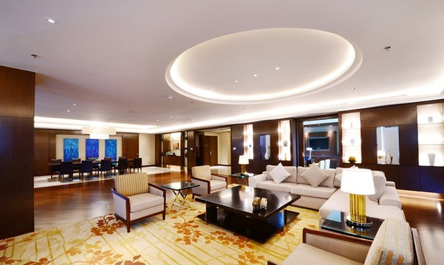Presidential Suite Marriotte