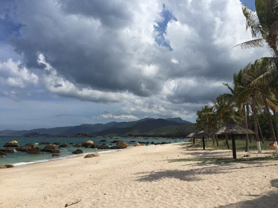 Baie de Cama Ranh Plage