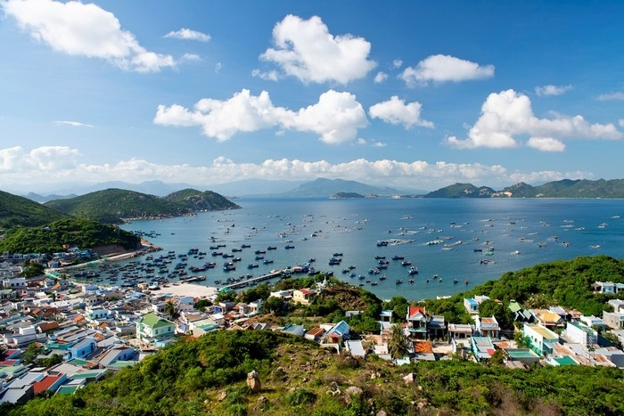 Baie de Cama Ranh Ville