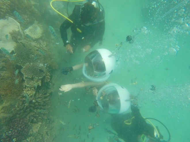 Marcher sous la mer à Nha Trang et Cu Lao Cham Hoi An 6