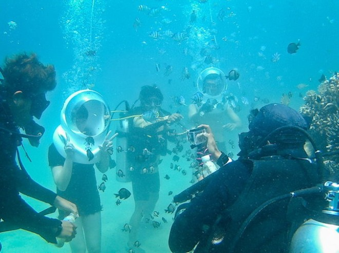 Marcher sous la mer à Nha Trang et Cu Lao Cham Hoi An 8