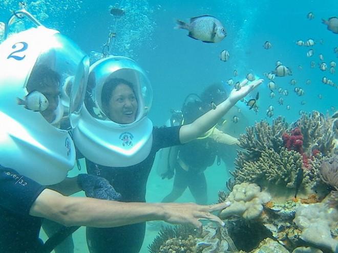 Marcher sous la mer à Nha Trang et Cu Lao Cham Hoi An