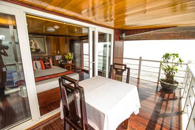 Suite  Jonque An Nam 7 cabines