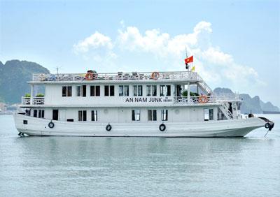 Jonque An Nam 5 cabines, prix 380 USD