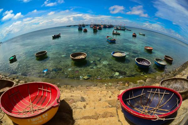 Ile de Ly Son, Quang Ngai, Vietnam