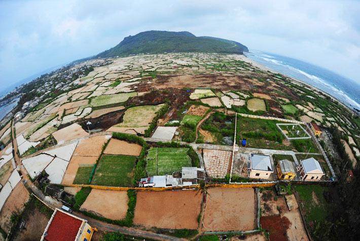 Panorama de l' Ile de Ly Son
