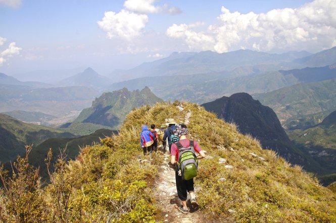 Tout savoir sur l'ascension au mont Bạch Mộc Lương Tử