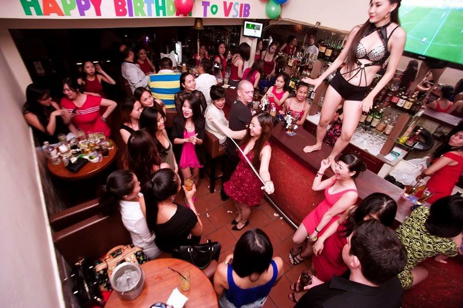 Bars pour les expats Saigon