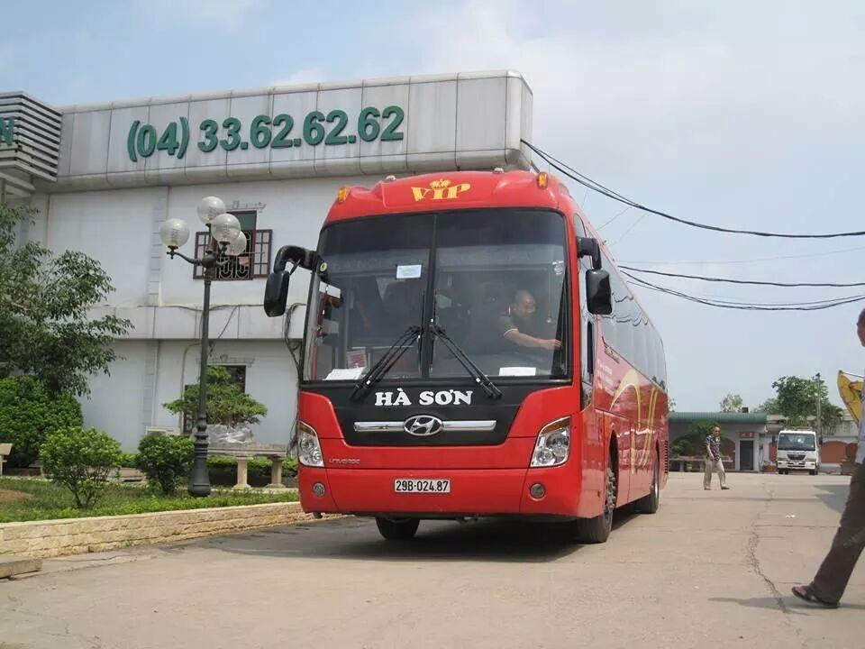 Bus Ha Noi – Sapa par autoroute Noi Bai – Lao Cai