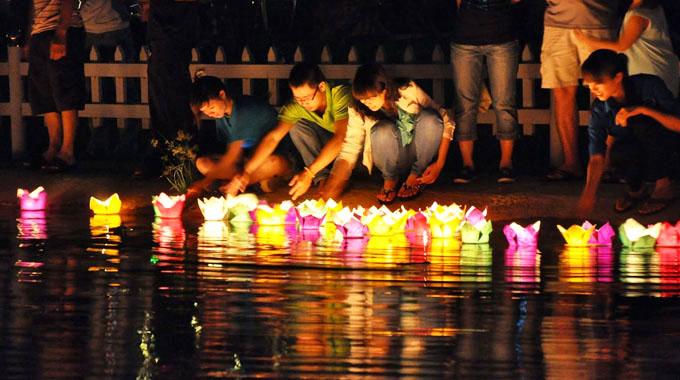Festivals traditionnels de Hoi An, Festivals traditionnels de Hoi An,Culture Hoi An