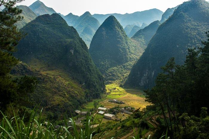 Paysages de HA Giang