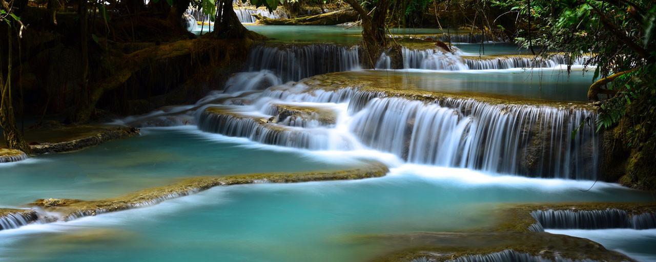 Top 5 des cascades à ne pas manquer au Laos!