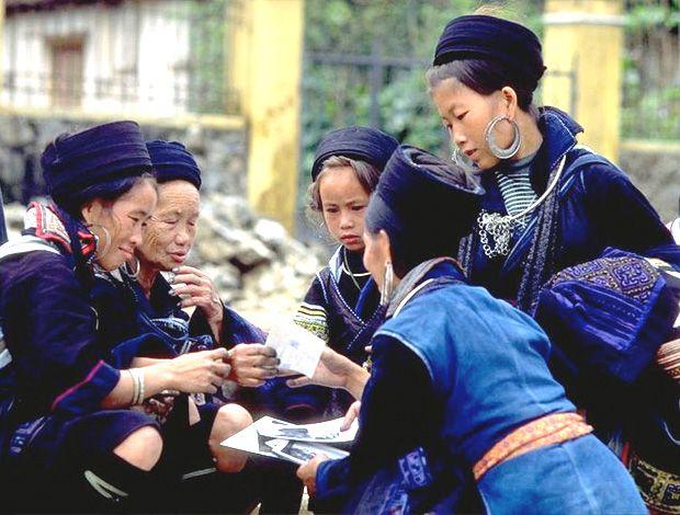 Ethnie Hmong au Vietnam