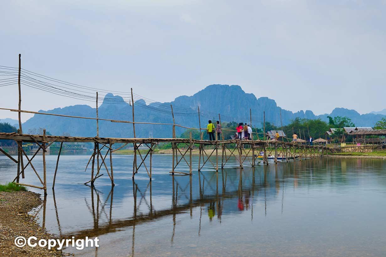 Météo au Laos