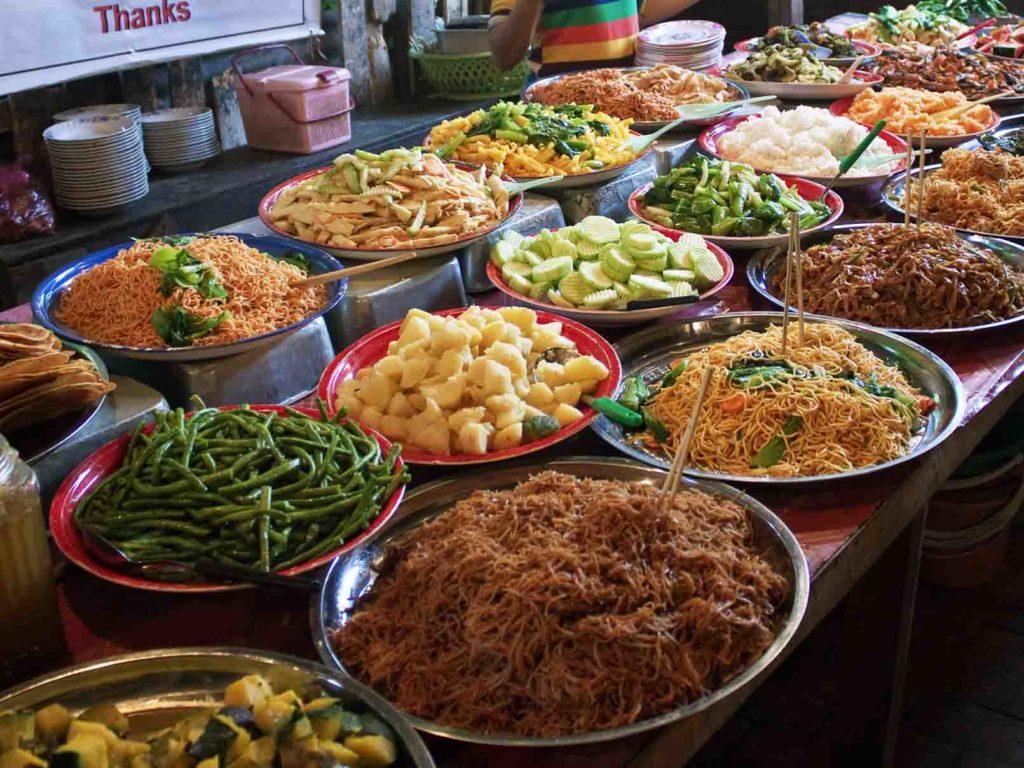 Les choses à faire à Luang Prabang: dégustation de la cuisine de Lao traditionnelle