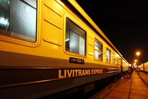 livitrans train