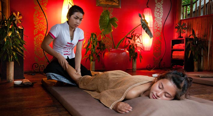 Ou faire un bon Massage traditionnel Laos pas cher à Vientiane