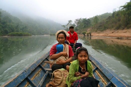 Que faire au Nord au Laos