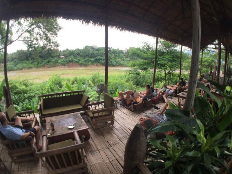 Activités à Luang Prabang: Detente à Utopia