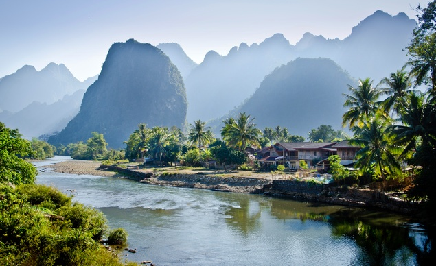 Laos en généralité