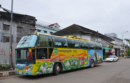 Comment aller de Vang Vieng à Vientiane Update 2019?