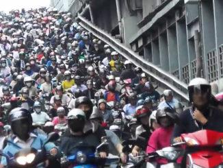 Motos en Taiwan